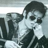 Felix Martin als Elvis
