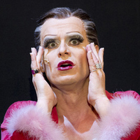 Felix Martin als Zaza/Albin
