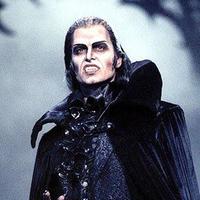 Felix Martin als Graf von Krolock