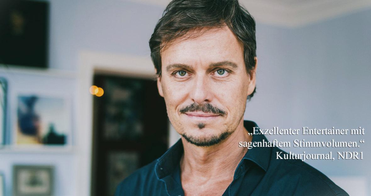 Felix Martin Schauspieler Sänger Musical - Vom Geist der Weihnacht